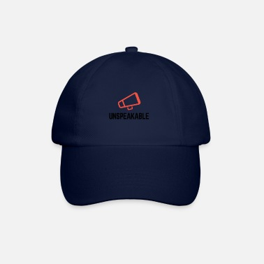 Interdit Indicible - Casquette baseball