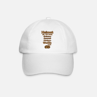 Southern Germany Home Weckle Southern Germany Saying Roots Pride - Baseball Cap