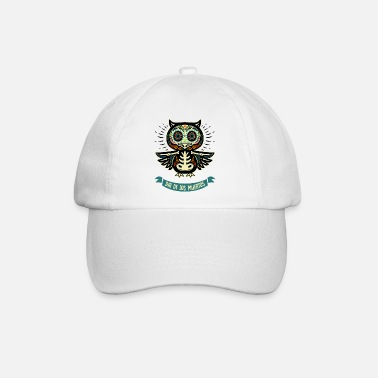 Cuisine Day Of The Dead - Baseball Cap