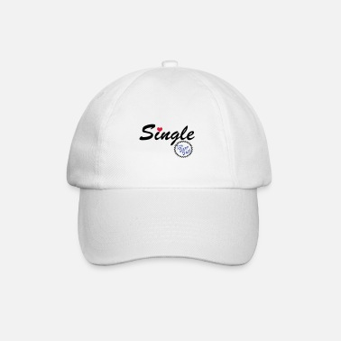 Single Single ... + - Baseball Cap