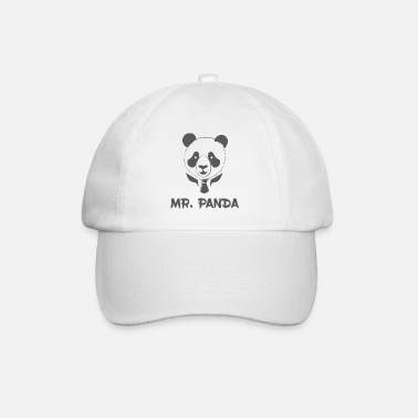 Pattedyr Mr. Panda - Baseball kasket