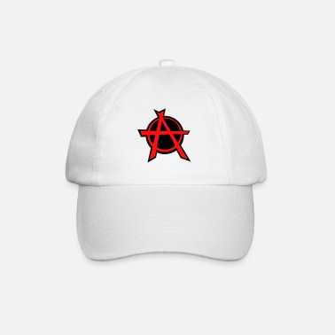 Anarchiste - Casquette baseball