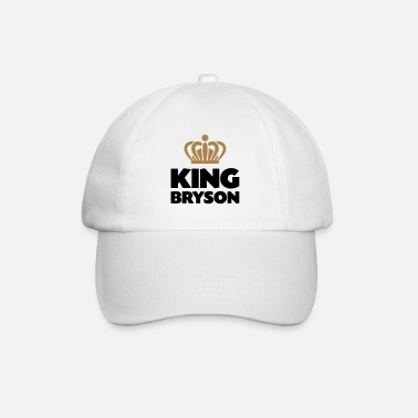 Bryson King bryson name thing crown - Baseball Cap