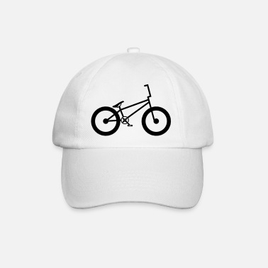 BMX Bicycle Sports Bike - Baseball Cap
