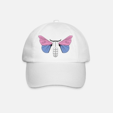 Illustration Schmetterling - Baseball Cap