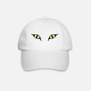 Eye Cat's Eye 03 / Cat Eyes - Baseball Cap