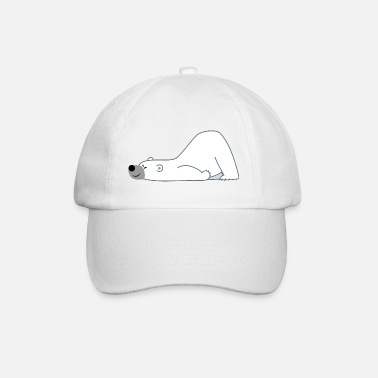 Style Ours Polaire Cartoon Farceur de Cheerful Madness!! - Casquette classique