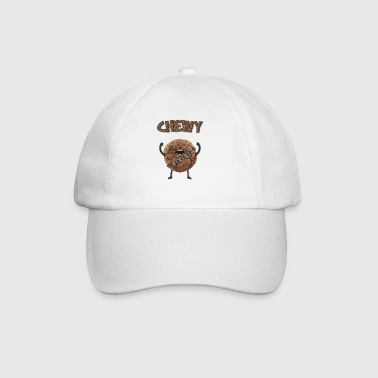 Funny Nerd Humor - Chewy Chocolate Cookie Wookiee - Cappello con visiera