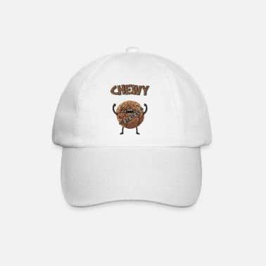 Chewbacca Funny Nerd Humor - Chewy Chocolate Cookie Wookiee - Cappello con  visiera 5749b103b259