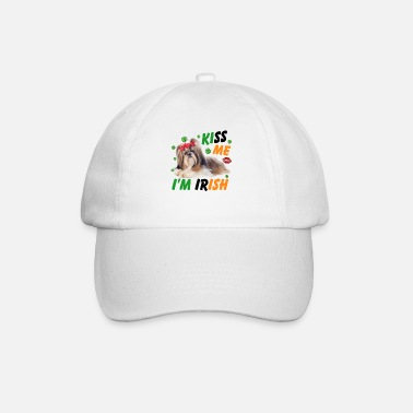 Kiss Me Im Kiss Me I'm Irish - Baseball Cap