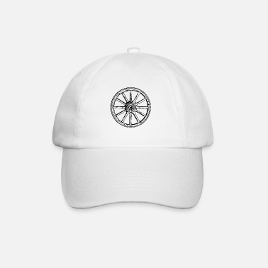 Wheel wheel - Baseball Cap