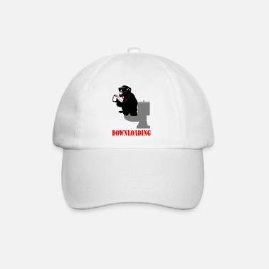 Download downloading - Baseball Cap