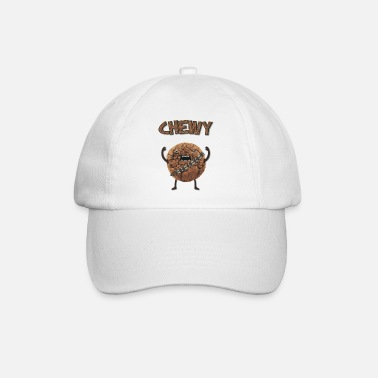 Chewbacca Funny Funny Nerd Humor - Chewy Chocolate Cookie Wookiee - Baseball Cap