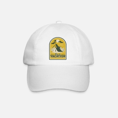 Equipment Holidays in nature, hiking - Baseball Cap