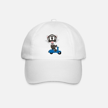 Comics Fret - Roller - Animal - Cartoon - Baseball cap