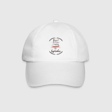 i_cant_keep_calm_september - Baseballcap