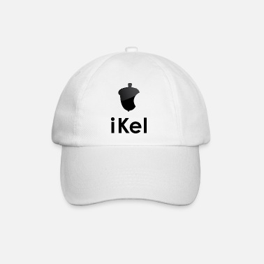 Eikel iKel by MM15 (black) - Baseball cap