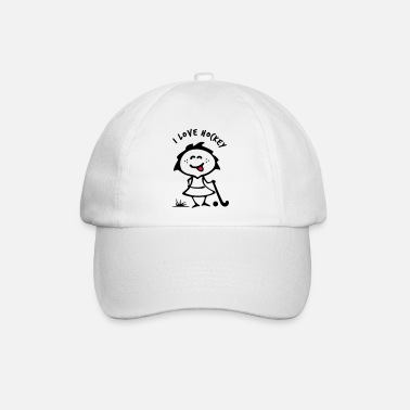 Girlie Hockey Girlie - Baseball keps