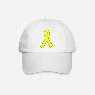 Yellow yellow ribbon SW edge - Baseball Cap