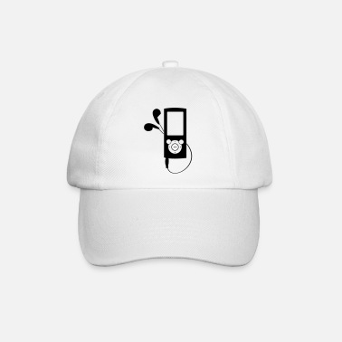 Mp3 MP3 Player - Casquette baseball