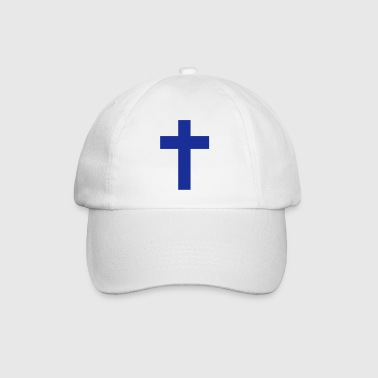 Cross - Jesus  - Baseball Cap