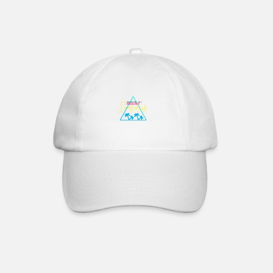 Travel Caps & Hats - AWESUNNY #NEW #TREND #STYLE - Baseball Cap white/white