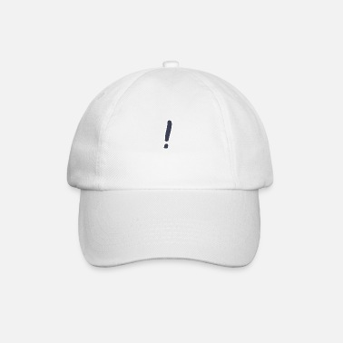 Exclamation Mark exclamation mark - Baseball Cap