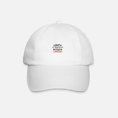 Papy Dads favorite little canadian - Baseball Cap