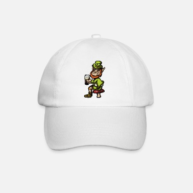 Leondesign Drunk Leprechaun - Baseball Cap