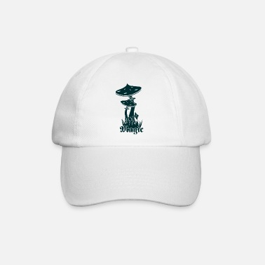 Magic Magic Mushrooms - Baseball Cap