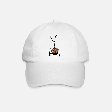 Kid In A Cap Handstand - Baseball Cap