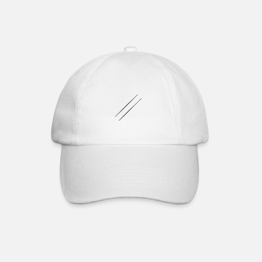 End When does the line end? - Baseball Cap