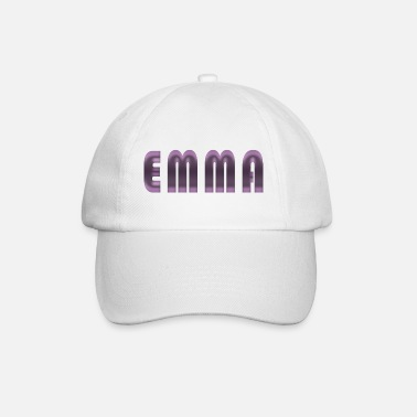 Name Emma name first name name day birth gift idea - Baseball Cap