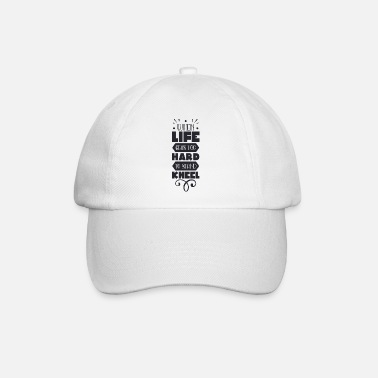 Drugs When life gets too hard - Baseball Cap