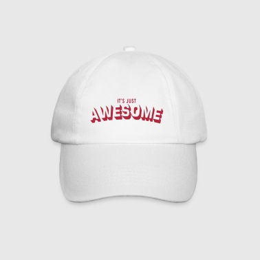 just awesome - Baseballcap