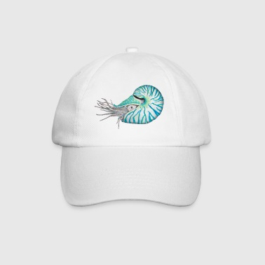 Nautilus light blue hellblau - Baseball Cap