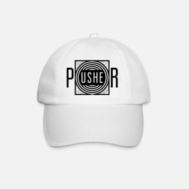 Pusher pusher - Baseball Cap