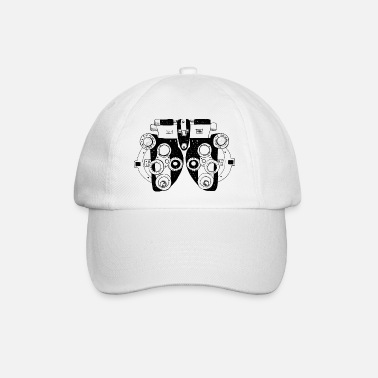 Visual Test Phoropter - Baseball Cap