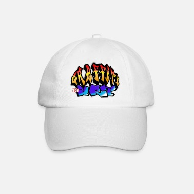 Graffiti Is Art Graffiti Is Art 2B - Baseball Cap