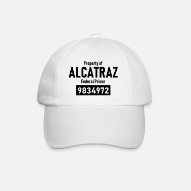 Prison Alcatraz - Californie - State Prision - The Rock - Casquette baseball