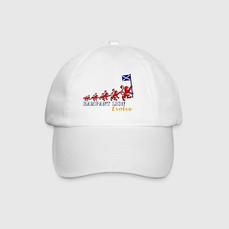 Rampant Lion Evolution Scotland - Baseball Cap