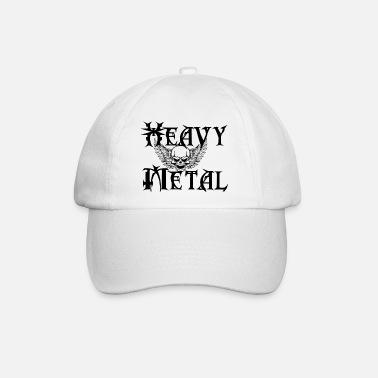 Heavy Heavy metal - Baseball Cap