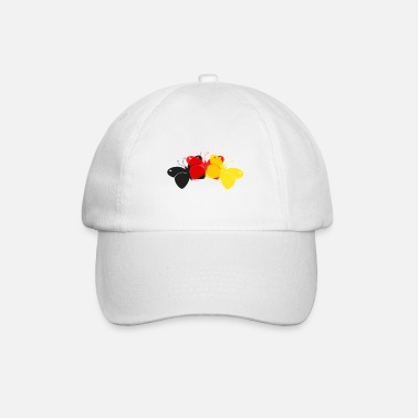 Germany Butterflies - Baseball Cap
