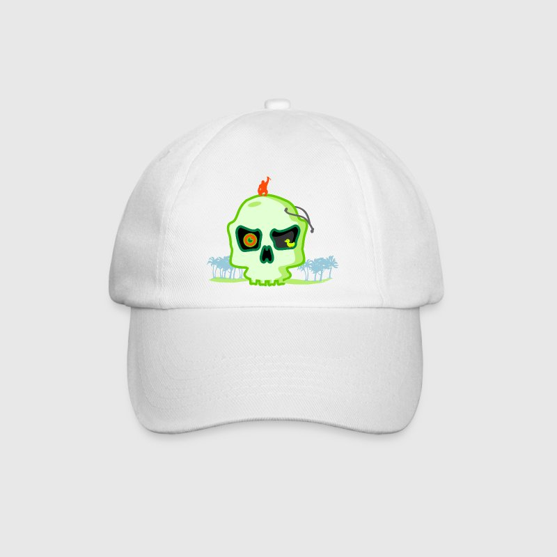 King Kong nella sua isola cranio morto  / King Kong on his dead skull island (ddp) - Cappello con visiera