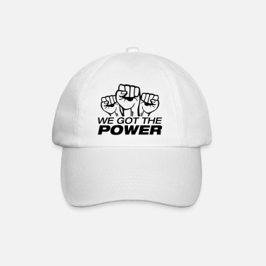 996 we_got_the_power_fa1 - Baseball Cap