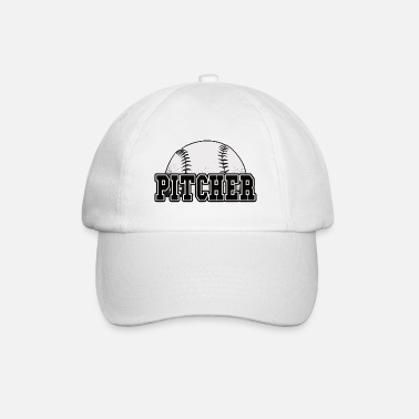 Pitcher Pitcher - Baseball Cap