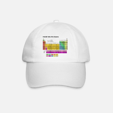 Periodic Table Periodic Table of the Elements - Baseball Cap