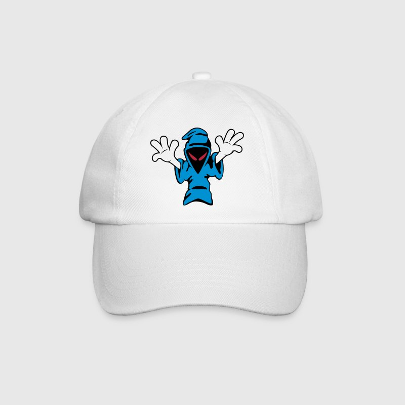Judgement Day Classic Ghost Logo (Vector) - Baseball Cap