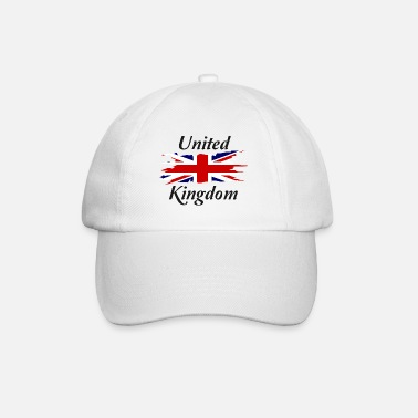 United Kingdom United Kingdom Union Jack - Design - Baseball Cap