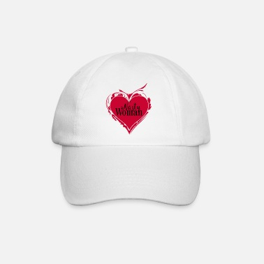 Nasty Woman ART Heart - Baseball Cap